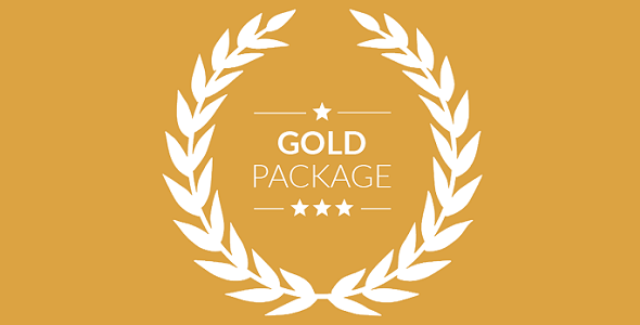 Gold Package ( WordPress Themes Collection)